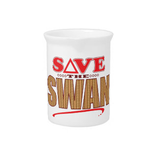 Swan Save Pitcher
