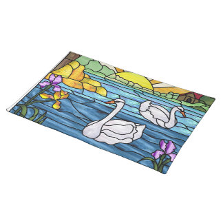 Swan SongTable Placemat