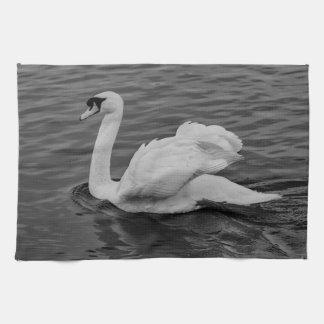 Swan Tea Towel