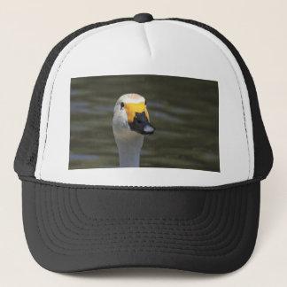 Swan Trucker Hat