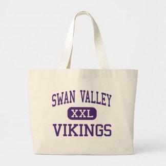 Swan Valley - Vikings - High - Saginaw Michigan Bag