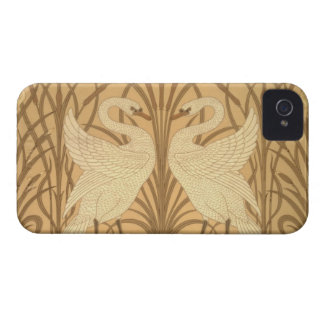 Swan wallpaper design iPhone 4 covers