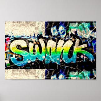 Swank Poster