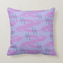 Swanky Abstract Pattern Cushion