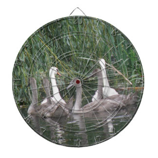 Swans and Cygnets Dart Board