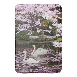 Swans Bath Mat