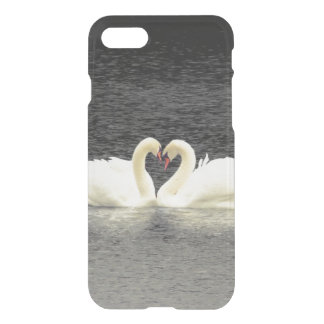 Swans iPhone 7 Clear Case