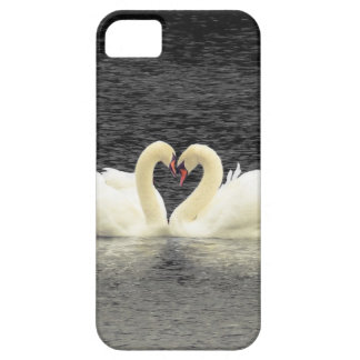 Swans iPhone SE/5/5S Barely There Case