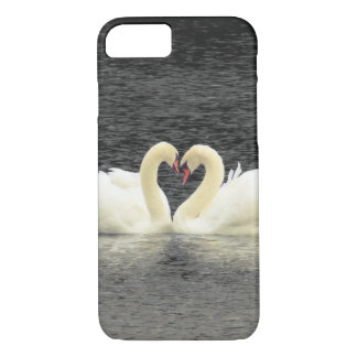 Swans iPhone X/8/7 Barely There Case