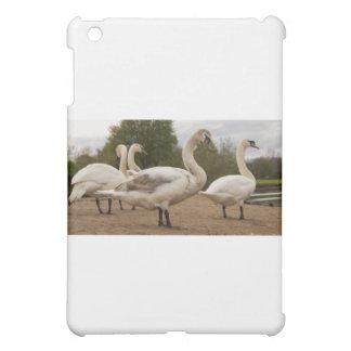 swans.jpg iPad mini case