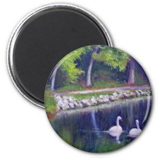 SWANS FRIDGE MAGNETS