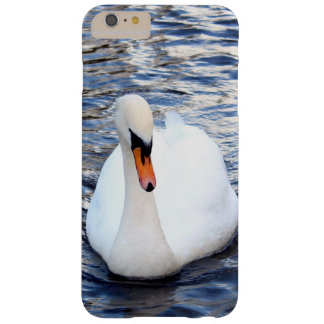 Swans on water barely there iPhone 6 plus case