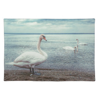 Swans Placemat