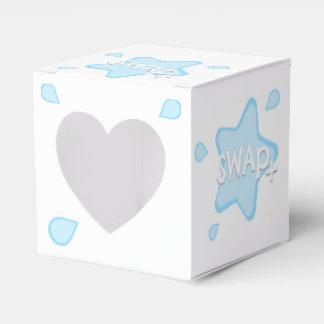 SWAp+ Gift box with heart - 1 SPLAsh