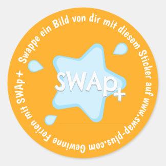 SWAp+ Sticker approximately largely - 1SPLAsh