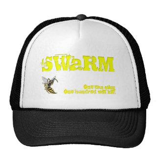 SWaRM Box Logo Cap