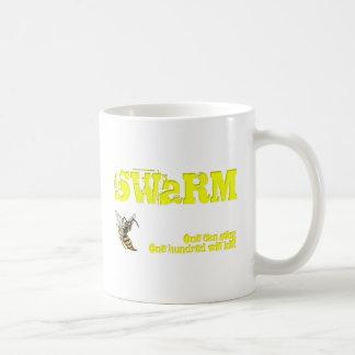 SWaRM Box Logo Mug