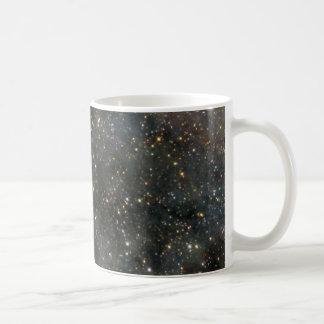 Swarm of Glittering Stars in the Large Magellanic Coffee Mug