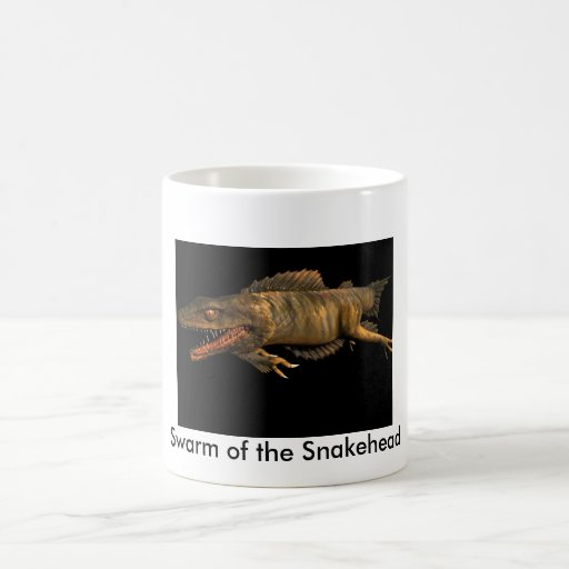 Swarm of the Snakehead Mugs