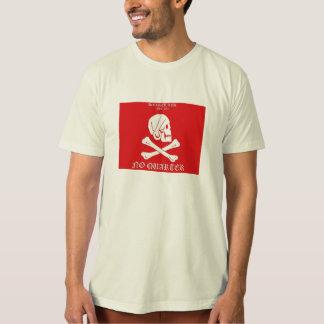 Swashbuckle Savvy No Quarter Tshirts