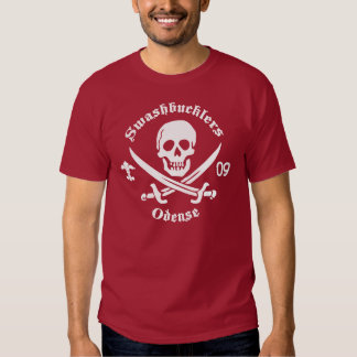 Swashbucklers Odense Tee Shirt