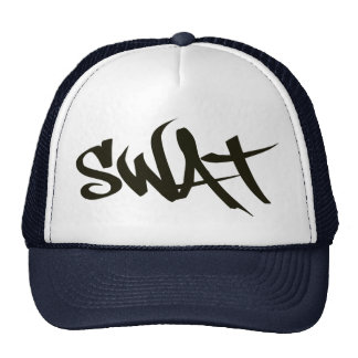 SWAT Cap Trucker Hats