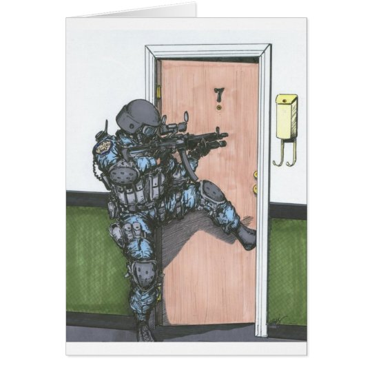 SWAT_Door_Entry Card