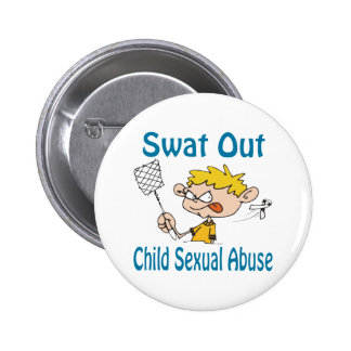Swat Out Child-Sexual-Abuse Button