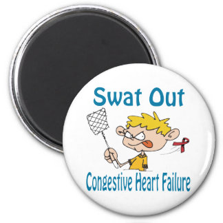 Swat Out Congestive-Heart-Failure Magnet