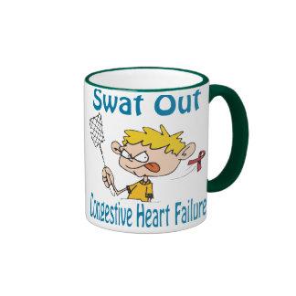 Swat Out Congestive-Heart-Failure Mug