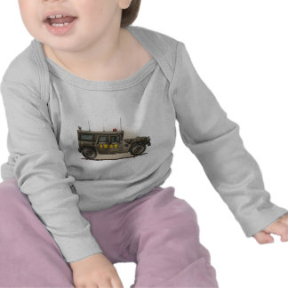 SWAT Team Hummer Baby T-Shirt