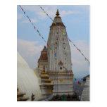Swayambhunath Postcard
