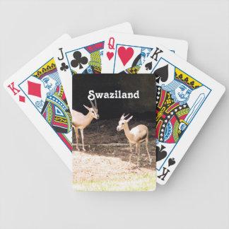 Swaziland Bicycle Card Decks
