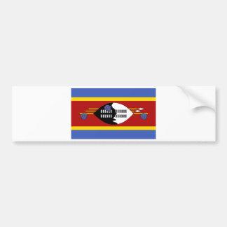 SWAZILAND BUMPER STICKER