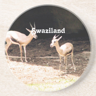 Swaziland Drink Coasters