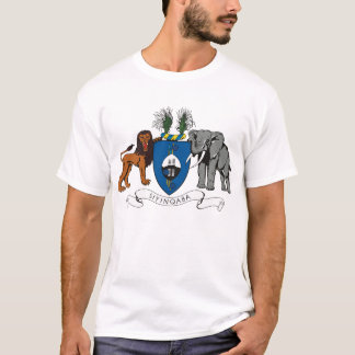 Swaziland Coat of Arms T-shirt