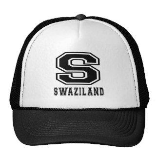 Swaziland Designs Trucker Hats