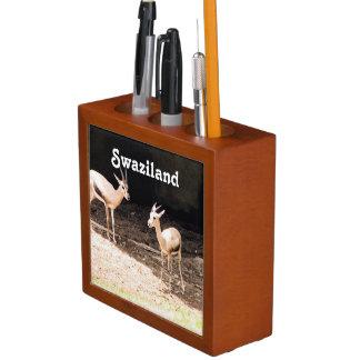 Swaziland Pencil/Pen Holder