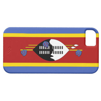 Swaziland Flag Barely There iPhone 5 Case