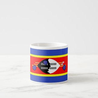 Swaziland Flag Espresso Mug