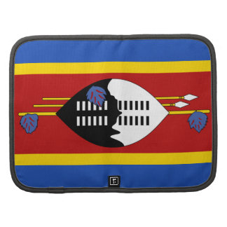 Swaziland Flag Folio Organizer