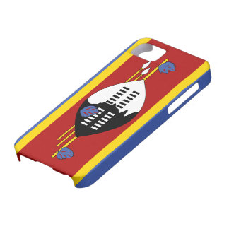 Swaziland Flag iPhone 5 Covers