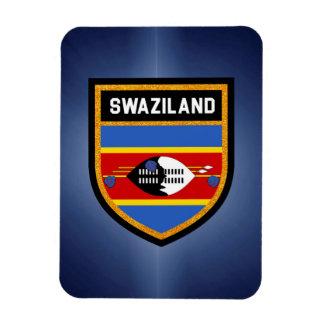 Swaziland Flag Rectangular Photo Magnet