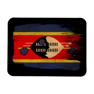 Swaziland Flag Rectangular Photo Magnet
