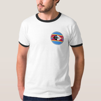 Swaziland Flag Tshirt