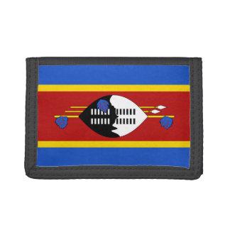 Swaziland Flag Wallet