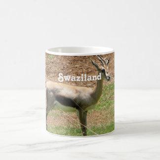 Swaziland Gazelle Coffee Mug