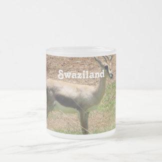Swaziland Gazelle Mugs