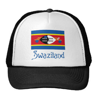 Swaziland Mesh Hat