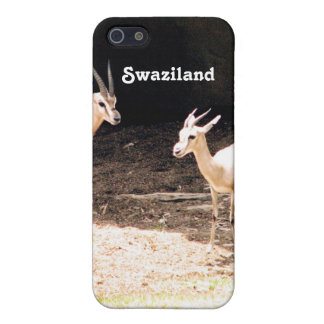 Swaziland iPhone 5 Cases